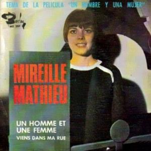 Mathieu, Mireille - ColumbiaME 297