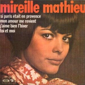 Mathieu, Mireille - SonoplaySBP 10152