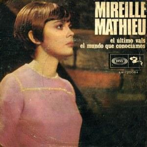 Mathieu, Mireille - SonoplaySN-20084