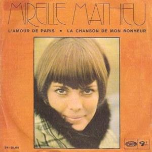 Mathieu, Mireille