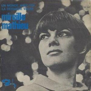 Mathieu, Mireille - ColumbiaME 362