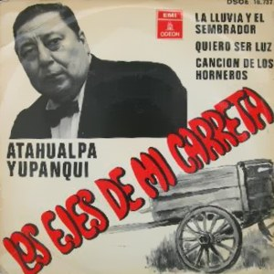 Yupanqui, Atahualpa - Odeon (EMI)DSOE 16.737