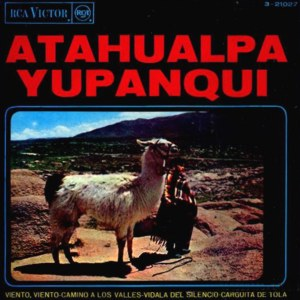 Yupanqui, Atahualpa - RCA3-21027