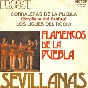 Flamencos De La Puebla, Los
