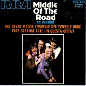 Middle Of The Road - RCA 3-10642