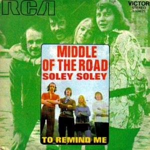 Middle Of The Road - RCA 3-10671