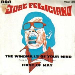 Feliciano, José - RCA3-10423