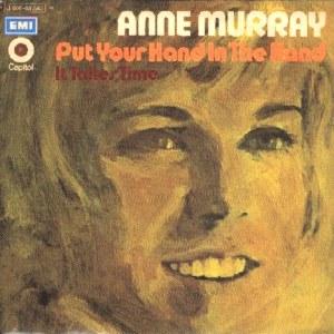 Murray, Anne - Odeon (EMI)J 006-80.843