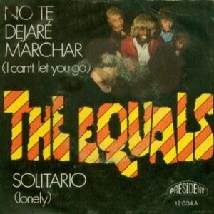 Equals, The - Ariola12.034-A