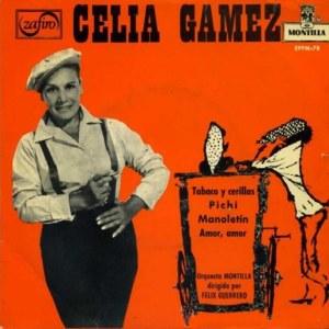 Celia Gámez - Montilla (Zafiro)EPFM- 78