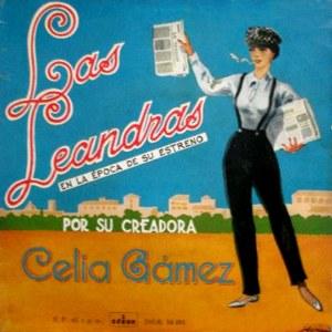Gámez, Celia - Odeon (EMI)DSOE 16.101
