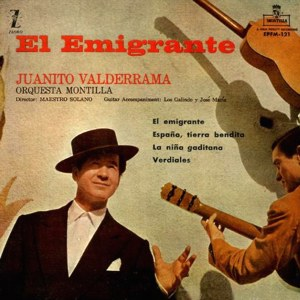 Valderrama, Juanito - Montilla (Zafiro)EPFM-121