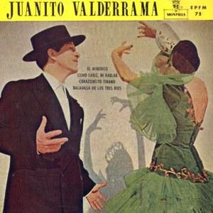 Valderrama, Juanito - Montilla (Zafiro)EPFM- 75