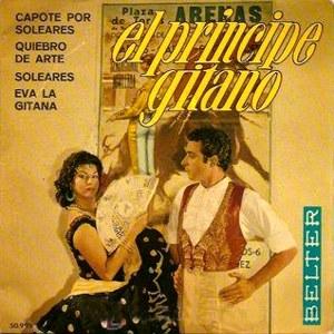 Príncipe Gitano, El - Belter50.999