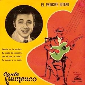 Príncipe Gitano, El - La Voz De Su Amo (EMI)7EPL 13.220