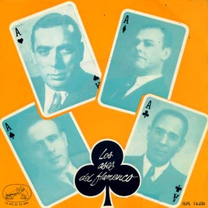 Los Ases Del Flamenco - La Voz De Su Amo (EMI)7EPL 13.235