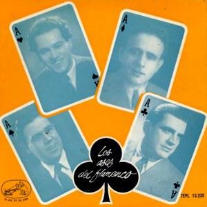 Los Ases Del Flamenco - La Voz De Su Amo (EMI)7EPL 13.236