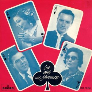 Los Ases Del Flamenco - Odeon (EMI)DSOE 16.254