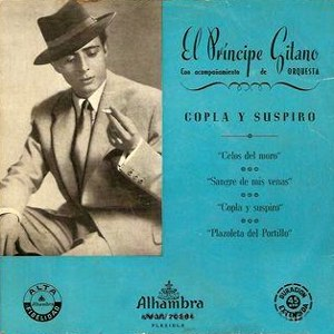 Príncipe Gitano, El - Alhambra (Columbia)EMGE 70384