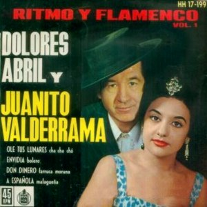 Valderrama, Juanito - HispavoxHH 17-199