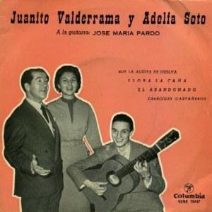 Valderrama, Juanito - ColumbiaECGE 70637