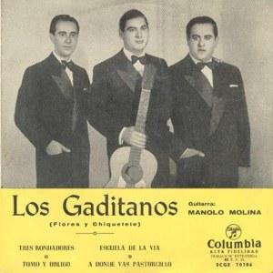 Gaditanos, Los - ColumbiaECGE 70706