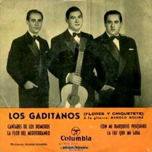 Gaditanos, Los - ColumbiaECGE 70496