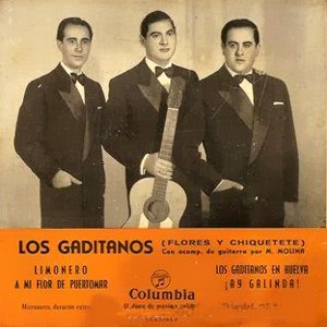 Gaditanos, Los - ColumbiaCGE 60059
