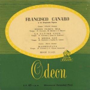 Canaro, Francisco