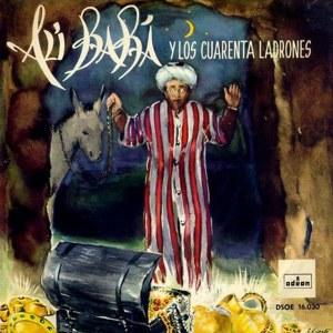 Cuentos Infantiles - Odeon (EMI)DSOE 16.030
