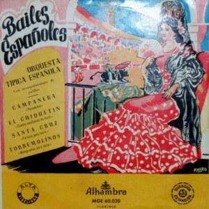 Música Regional - Alhambra (Columbia)MGE 60020