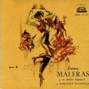 Maleras, Emma - Regal (EMI)SEDL 19.131