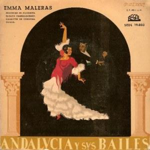 Maleras, Emma - Regal (EMI)SEDL 19.033