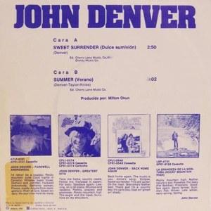 John Denver - RCAPB-10148