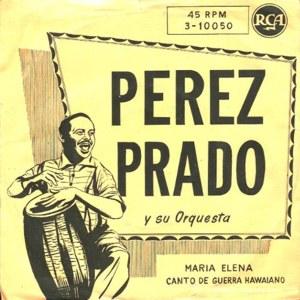 Prado, Pérez - RCA3-10050