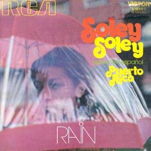 Rain - RCA3-10682