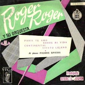 Roger Roger - HispavoxHS 87-09
