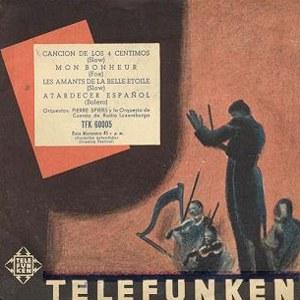Spiers, Pierre - TelefunkenTFK-60015