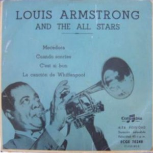 Armstrong, Louis - Columbia ECGE 70248