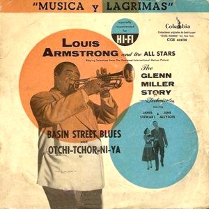 Armstrong, Louis - Columbia CGE 60032