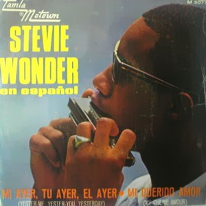 Wonder, Stevie - Tamla MotownM 5077