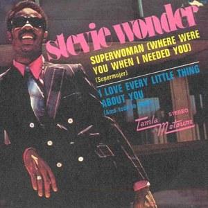 Wonder, Stevie - Tamla MotownM 5125