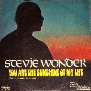 Wonder, Stevie - Tamla MotownM 5138