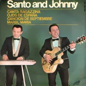 Santo And Johnny - HispavoxHAC 367-03