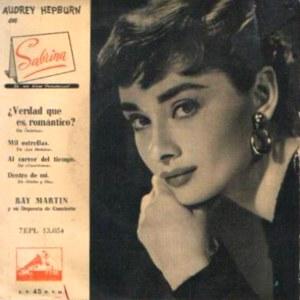 Martin, Ray - La Voz De Su Amo (EMI)7EPL 13.054