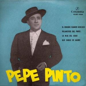 Pinto, Pepe - ColumbiaECGE 70962