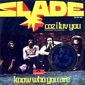 Slade - Polydor20 58 155