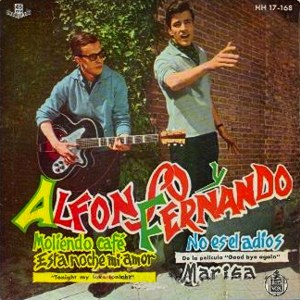 Alfonso Y Fernando - HispavoxHH 17-168