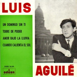 Aguilé, Luis - Odeon (EMI)DSOE 16.541