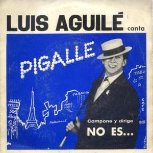 Aguilé, Luis - Odeon (EMI)S/R